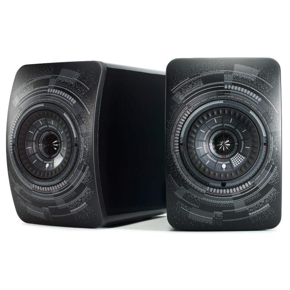 фото полочные KEF LS50 Wireless